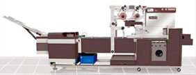 Single Row Edge Packing Machine