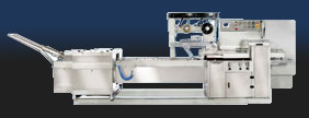 Single Row Edge Packing Machines