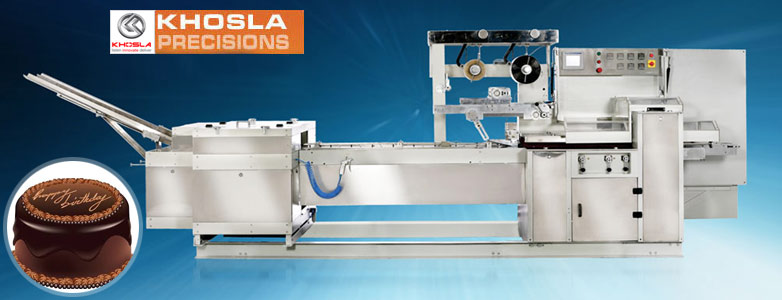Cakes Packing Machine